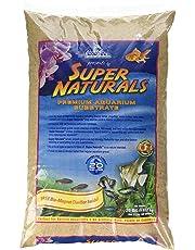 CaribSea Aquatics 839 Super Naturals Aquarium Sand, 20-Pound, Sunset Gold