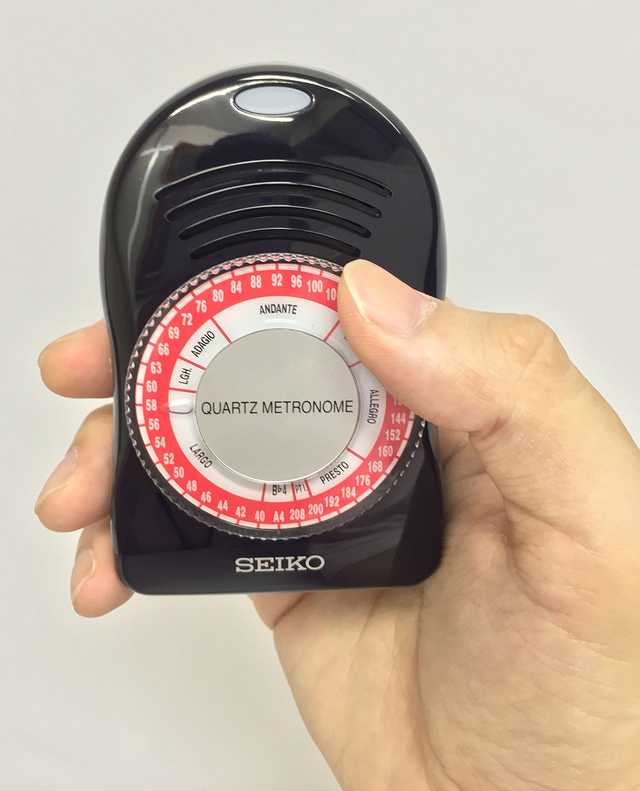 Seiko SQ50-V Quartz Metronome by Seiko (Image #2)