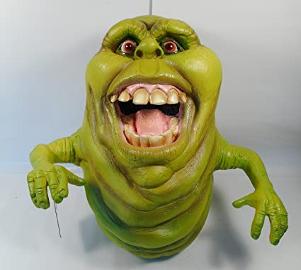 Amazon Com Ghostbusters Slimer Ghost 17 Hanging Halloween