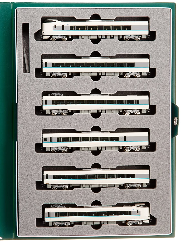 KATO Nゲージ 287系 くろしお 基本 6両セット 10-1179 鉄道模型 電車 B00E9LFAGA