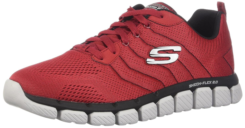 TALLA 44 EU. Skechers Skech-Flex 2.0, Zapatillas para Hombre