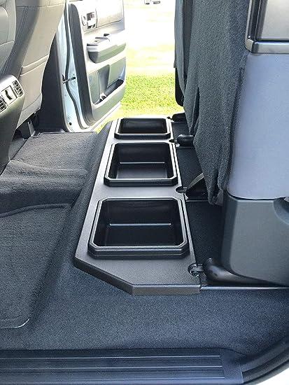 Toyota Truck Accessories >> Amazon Com Esp Truck Accessories Plastic Under Seat Storage For