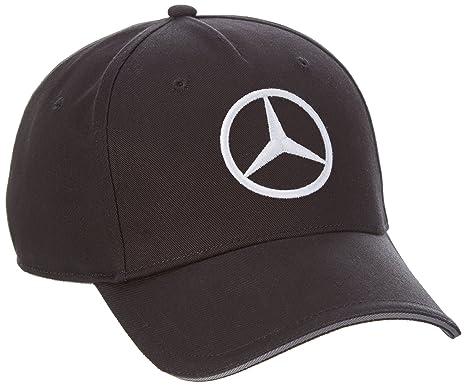 Amazon Com Mercedes Amg Petronas F1 Black Team Hat Sports Outdoors