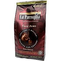 Café de La Parroquia de Veracruz Bolsa de Café Molido Puro, 430 g