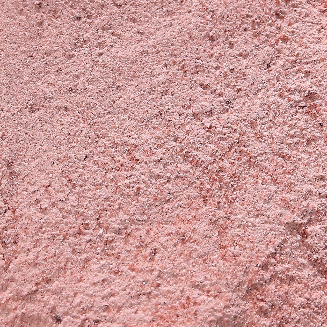 The Spice Lab Kala Namak Himalayan Black Crystal Indian Salt - Mineral Enriched Kosher Gluten-Free All Natural Salt - Fine Ground - 2 Pound