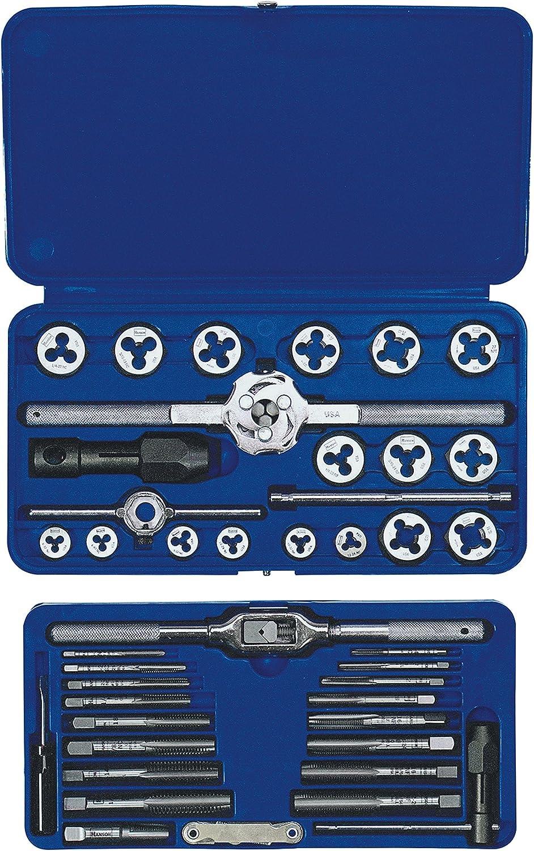 Irwin Hanson da 14 mm 1,25 HEX Threading DIE Made in U.S.A