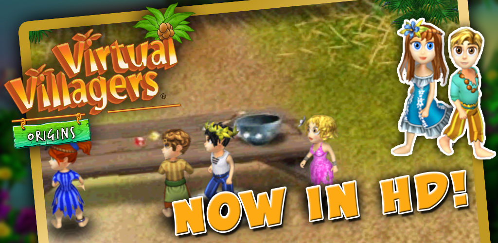 Virtual villagers origins appstore for android for Vv origins 2 artisanat