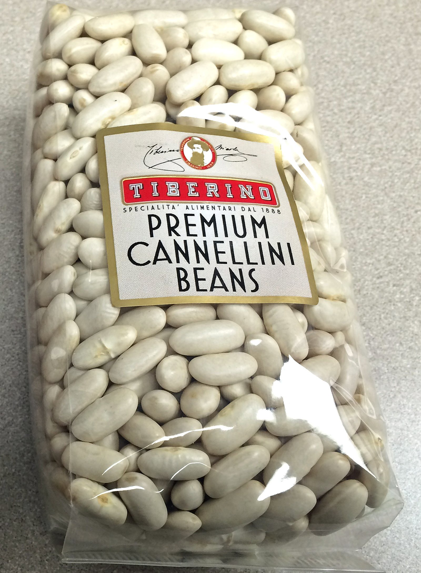 Premium Cannellini Beans-Imported from Italy by Tiberino
