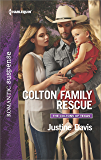 Colton Family Rescue (The Coltons of Texas)