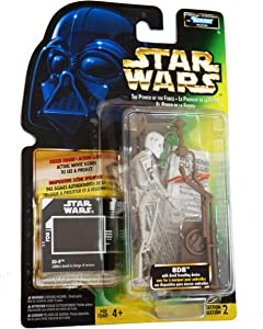 Star Wars: Power of the Force Freeze Frame > 8D8 Action Figure