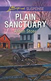 Plain Sanctuary (Love Inspired Suspense)