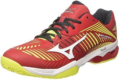 Mizuno Men s Wave Exceed Tour 3 Cc Tennis Shoes  Amazon.co.uk  Shoes ... 5182777d7b8