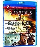 Immortals / Conan / The Eagle Triple Feature [Blu-ray] (Bilingual)