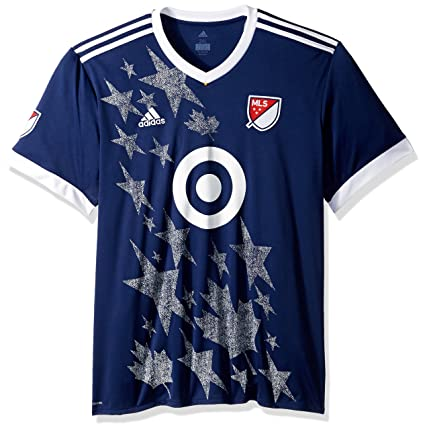 0dbc98bb435 adidas MLS All Star Game Adult Men MLS All Star Game Replica Jersey, Large,