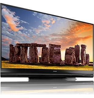 Mitsubishi WD 82742 82 Inch 3D DLP Home Cinema HDTV (2012 Model)