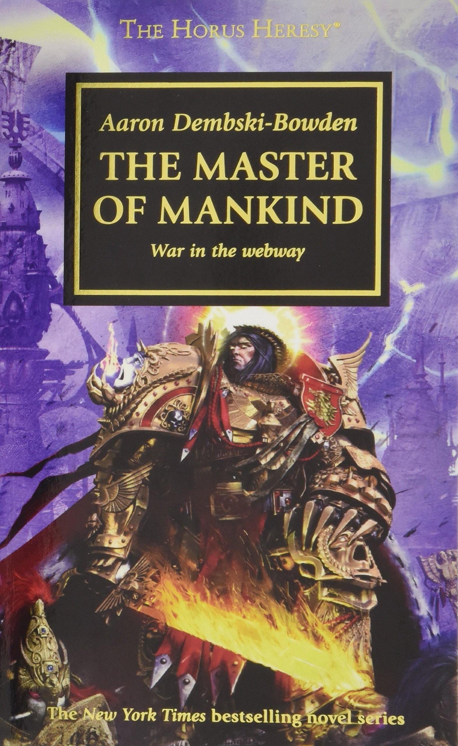 Download The Master of Mankind (The Horus Heresy) ebook