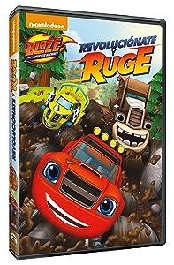Blaze Y Los Monster Machines: Revoluciónate Y Ruge [DVD]
