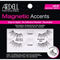 Ardell Magnetic Accent Lashes, 001 Black
