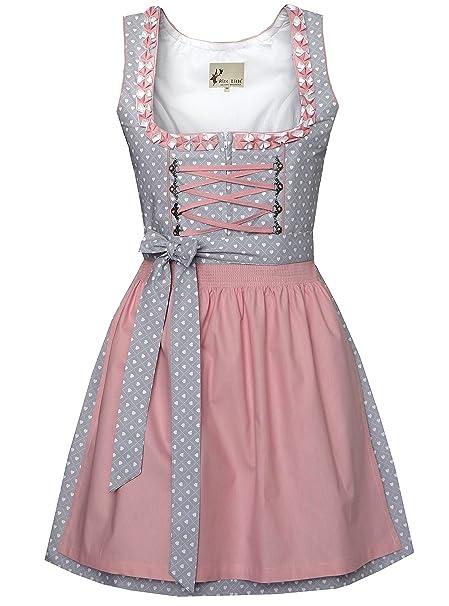 Alte Liebe Trachtenkleid 2tlg. Dirndl Kleid 34,36,38,40,42,44,46