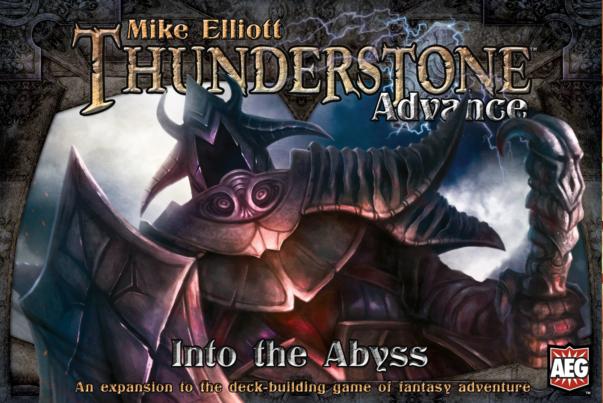 Thunderstone into The Abyss Game by AEG (Image #1)