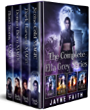 The Complete Ella Grey Series: Ella Grey Books 1, 2, 3, and 4 (English Edition)