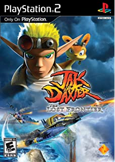 Amazoncom Jak Ii Playstation 2 Artist Not Provided Video Games