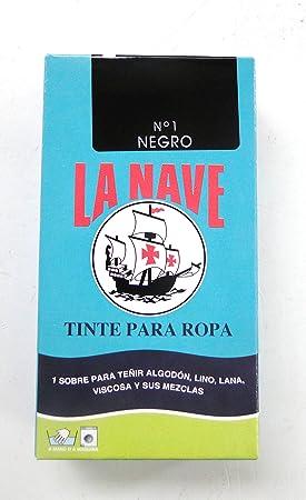 LA NAVE TINTE ROPA 30 g