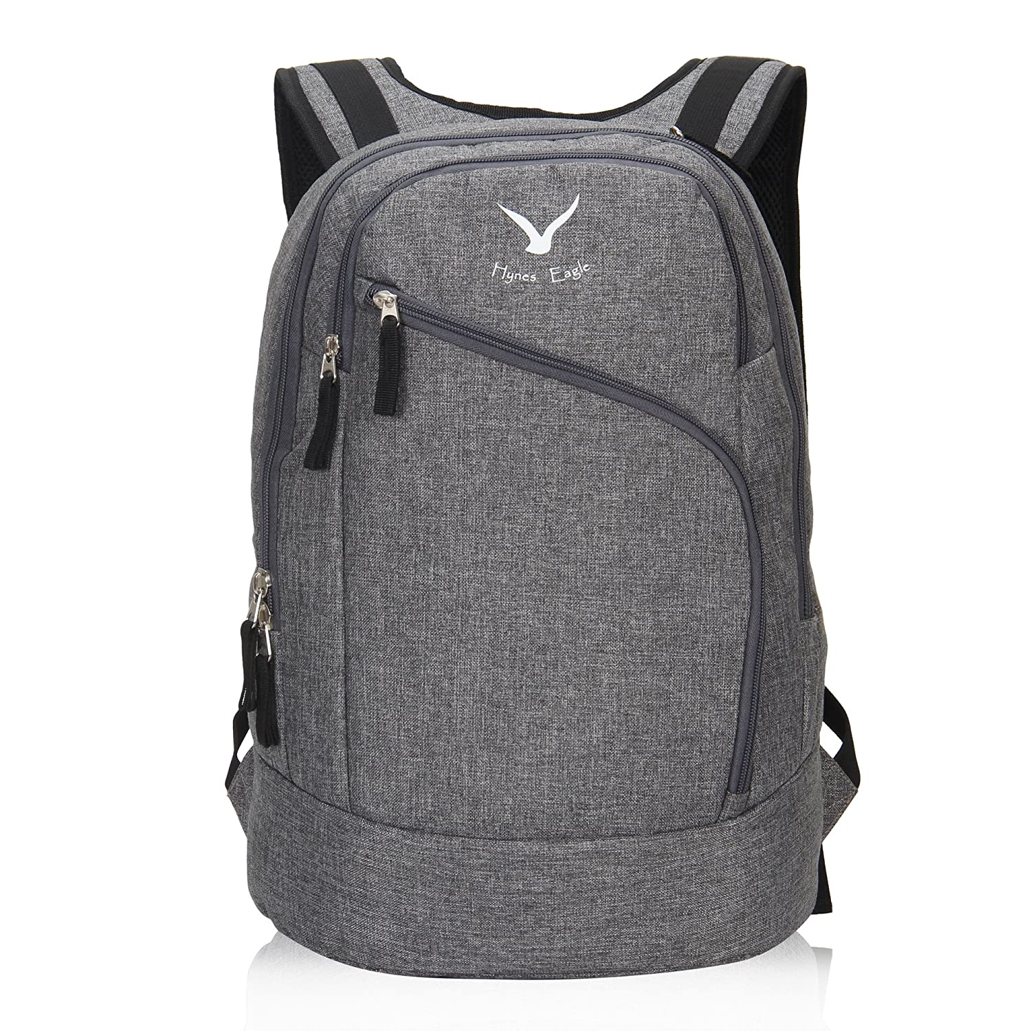 free shipping Travel Carry on Backpack Daypack Bag College School Laptop Backpack Fits 15.6 Inch for Women Men