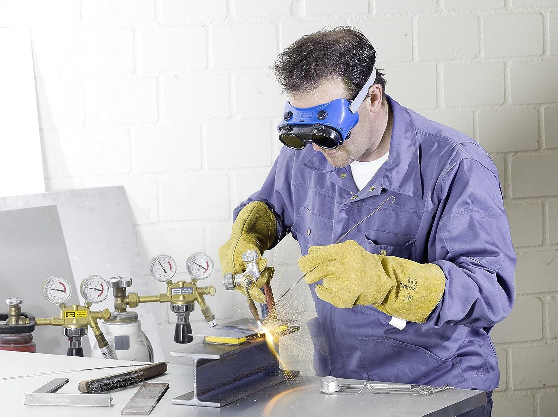 KWB 3780-10 Schutzbrille klappbar