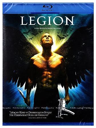Legion Blu-Ray Region B IMPORT No hay versión española: Amazon.es ...