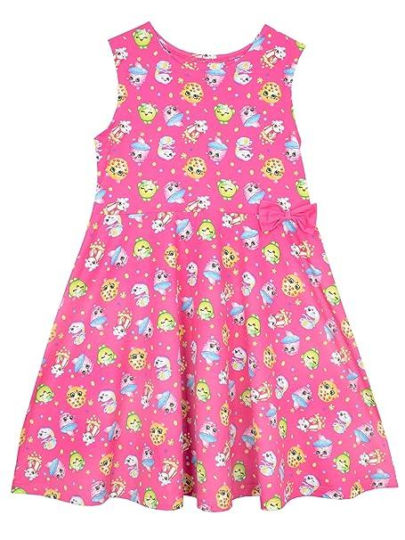amazon com shopkins girls dress clothing