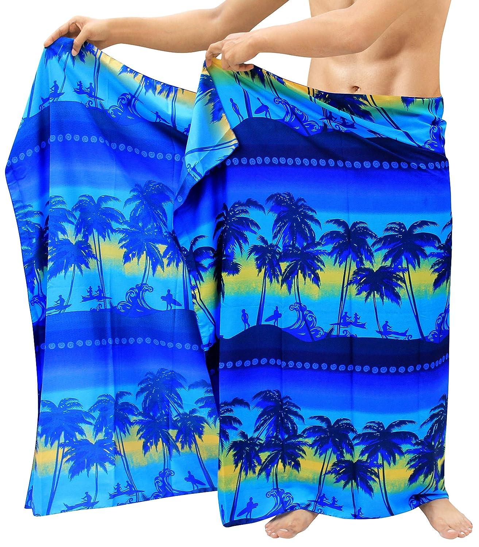 Kess InHouse Strawberringo Leaves Pattern Pastel Nature Round Beach Towel Blanket