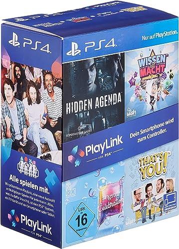 PlayLink Bundle (Wissen ist Macht, Hidden Agenda, SingStar ...
