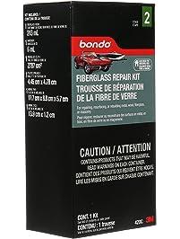 Bondo Fiberglass Resin, 44C, 1 Gallon (118Ounce)