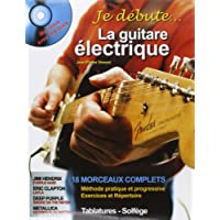 Je debute la guitare electrique + 1 CD