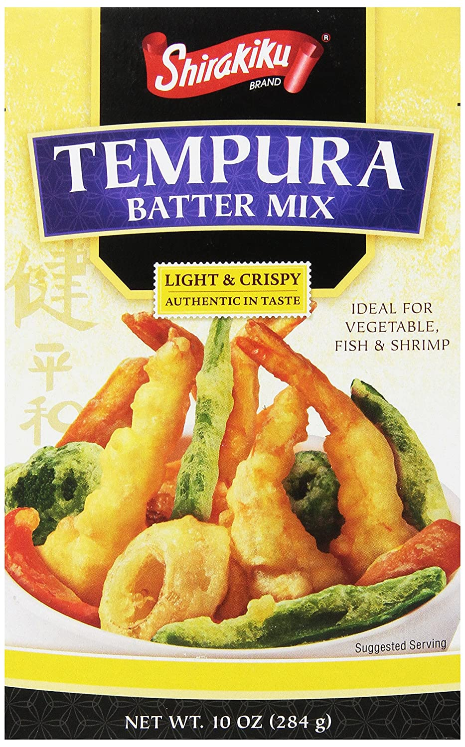 Shirakiku Brand - Tempura Batter Mix (Net Wt  10 Oz