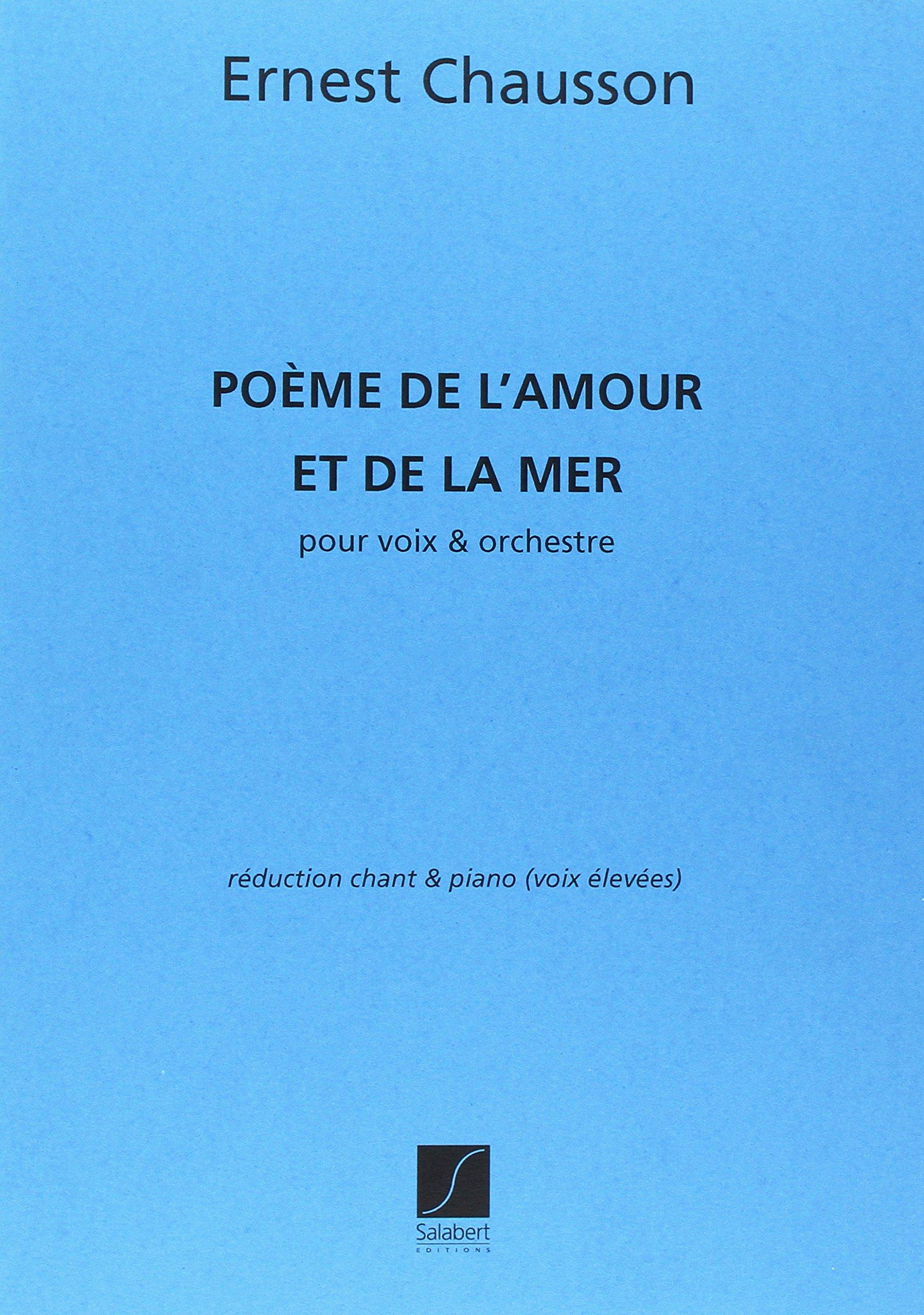 Poème De Lamour Et De La Mer Chant Amazones Ernest
