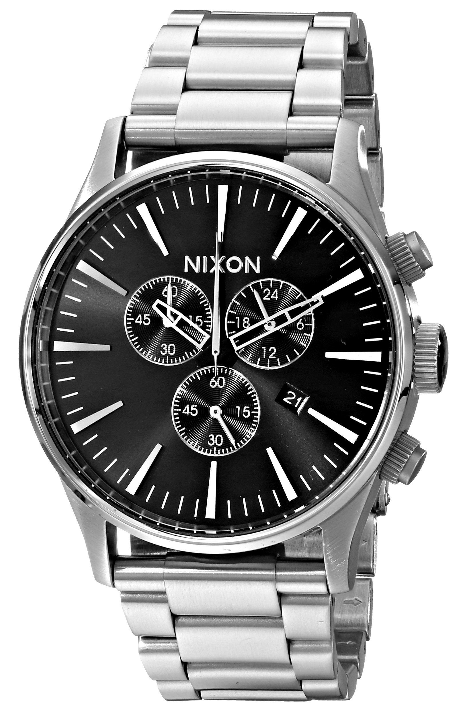 Nixon Men's A386000 Sentry Chrono Watch