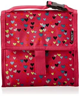 cf7e06ab4 Diseño original de PackIt Mini bolsa de almuerzo con cierre de velcro,  Hearts, 1