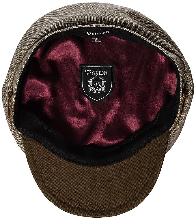 Amazon.com  Brixton Men s Kurt Workwear Hat  Clothing c700e5652941