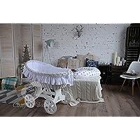 Cuna para bebés de ComfortBaby ®, XL,