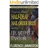 Half-Deaf Mail Order Bride And Her Heartfelt Pastor (A Western Historical Romance Book) (Evergreen Frontier)