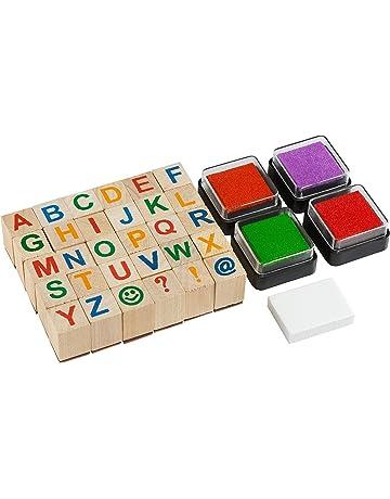 Grabados y sellos para niños | Amazon.es