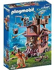 Playmobil Tour d'attaque Mobile des Nains, 9340