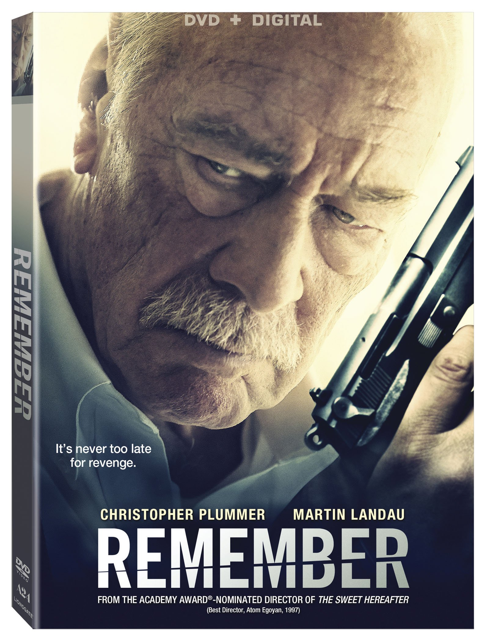 Remember [DVD + Digital]