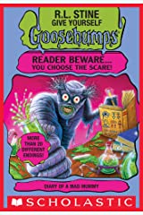 Give Yourself Goosebumps: Diary Of A Mad Mummy Kindle Edition