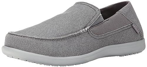 Crocs Santa Cruz 2 Luxe M, Mocasines para Hombre: Amazon.es: Zapatos y complementos
