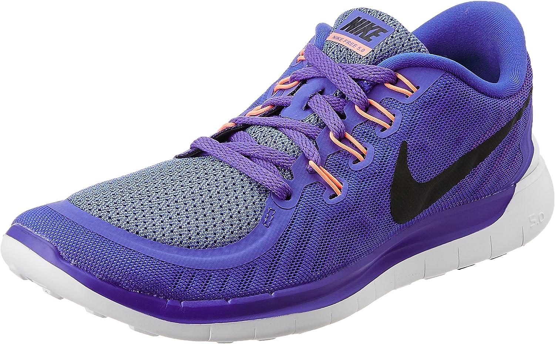 Nike Free 5.0, Zapatillas de Running Para Mujer, color multicolor ...