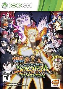 Naruto Shippuden: Ultimate Ninja Storm Revolution - Xbox 360 (Renewed)