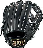 ZETT(ゼット) 野球 硬式 グラブ (グローブ) プロステイタス セカンド・ショート 右投用(LH) BPROG64